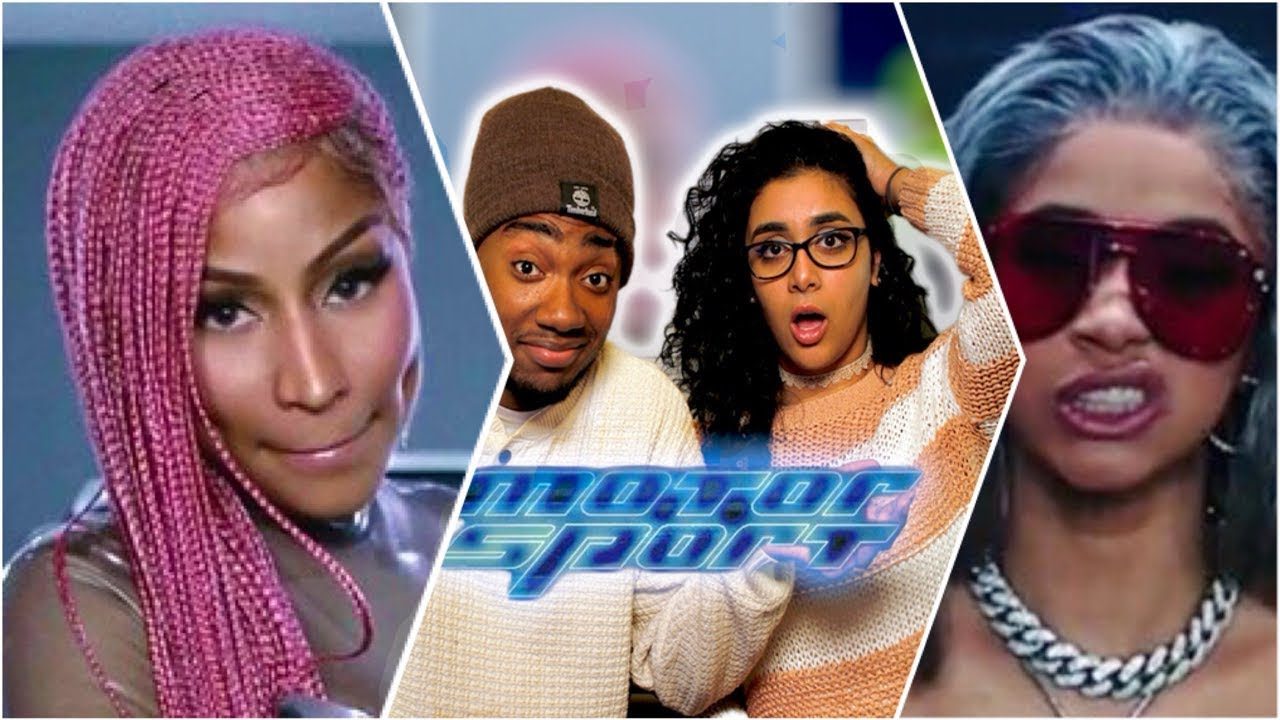 Migos Motorsport Music Video >> Migos, Nicki Minaj, Cardi B - MotorSport | 🤔🔥 WHO'S BETTER NICKI MINAJ VS CARDI B | Reaction ...