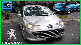 Peugeot 307cc Headlight H1 Bul…