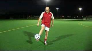 Local News TV - Perry Groves on Football Boots