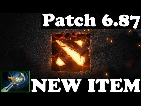 Dota 2 Patch Update - 6 87