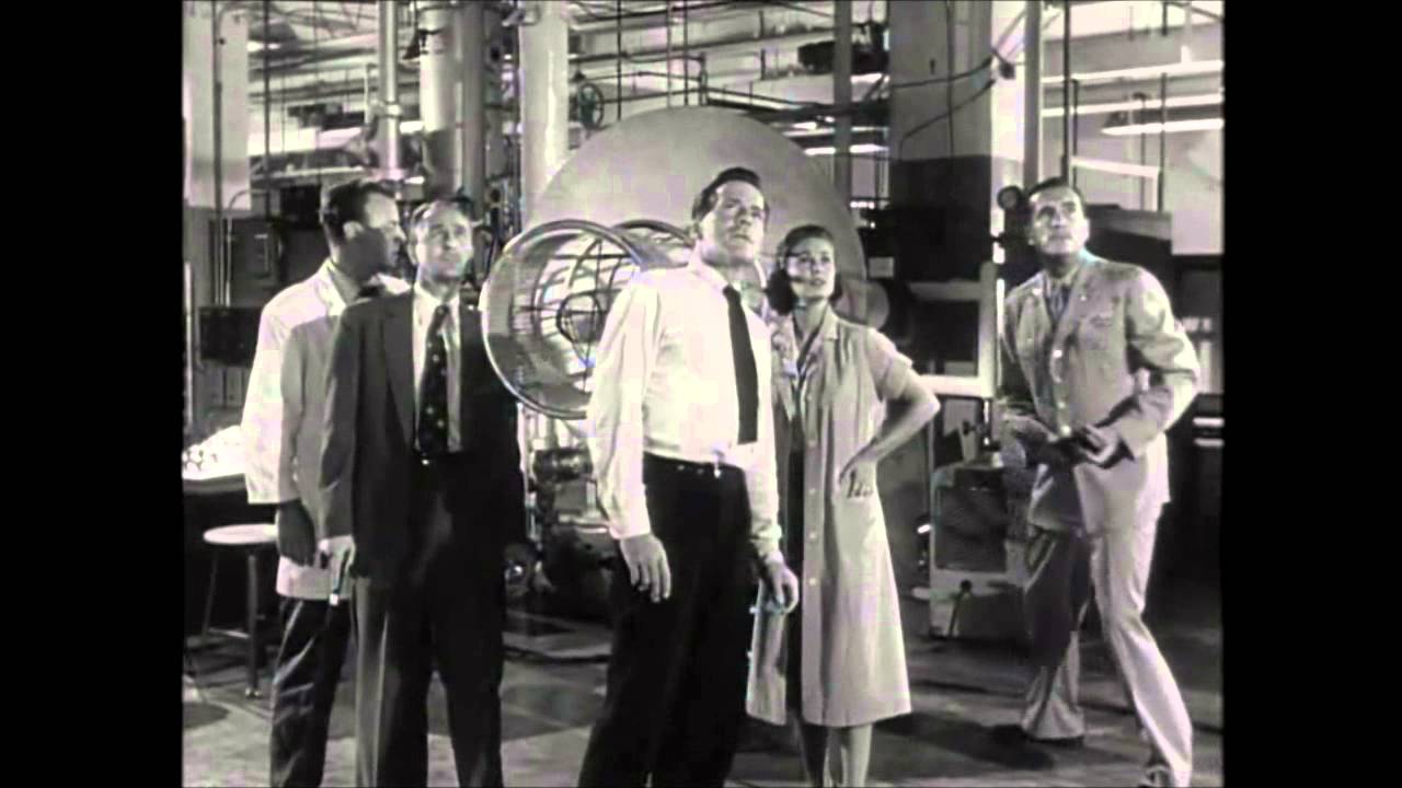 Earth vs The Flying Saucers Trailer 1956 - YouTube