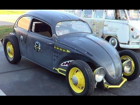 """1964 VW Bug """"Wolfsburg Rat"""""""