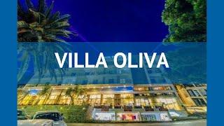 VILLA OLIVA 4* Черногория Петровац обзор – отель ВИЛЛА ОЛИВА 4* Петровац видео обзор