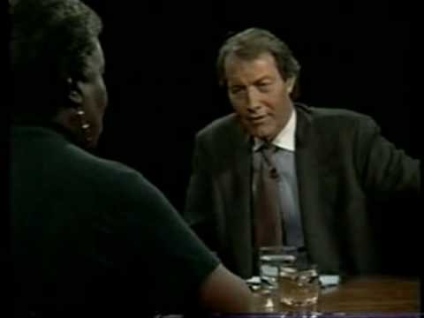 Octavia Butler on Charlie Rose- Part 1/2