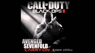 A7X - Carry On (Black Ops 2 Zombies Song) NEW