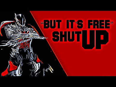 WTF IS WRONG WITH THIS WARFRAME COMMUNITY thumbnail