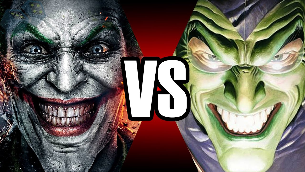 Domino Coringa Vs Duende Verde Batalha Mortal Ei Nerd Youtube