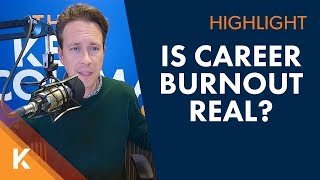 Is Career Burnout A Real Thing?