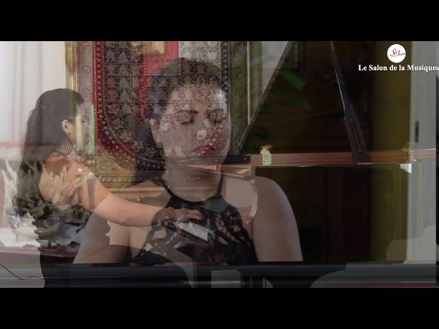 Elisha Wolf plays Piano Sonata No. 1 in d-moll , Op. 28 by Sergej Rachmaninov