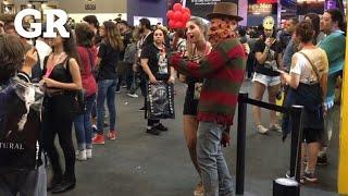 Celebran en Brasil experiencia Comic Con