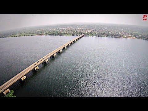 Sogakope Bridge - Volta Region
