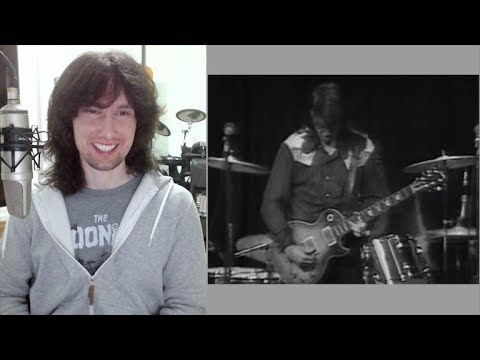 British guitarist analyses the Marshall Tucker Band live in 1973!