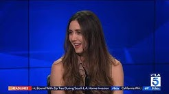 "Madeline Zima on the New Psychological Thriller ""Chain of Death"""