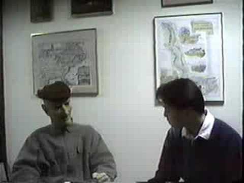 Robert Frost Interview