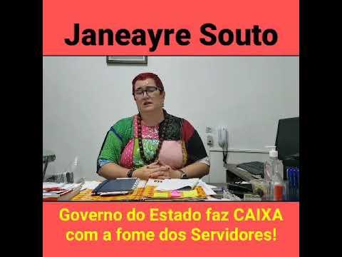 """(VÍDEO) Sindicalista denuncia: """"Governo Fátima faz caixa com a fome dos servidores"""""""