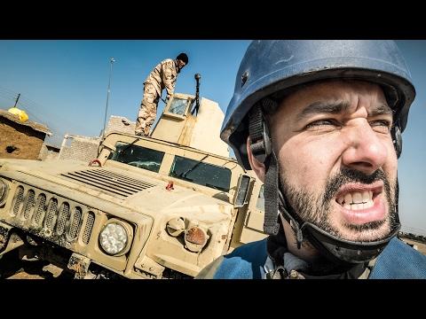 UN YOUTUBER EN IRAK