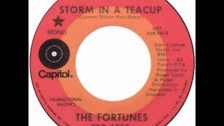 "Fortunes – ""Storm In A Teacup"" (Capitol) 1972"
