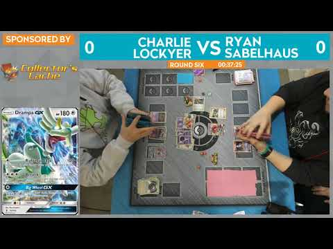 Ryan Sabelhaus Vs Charlie Lockyer Swiss R6- 2018 Virginia Regionals Championships
