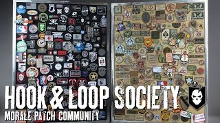Welcome to the Hook & Loop Society