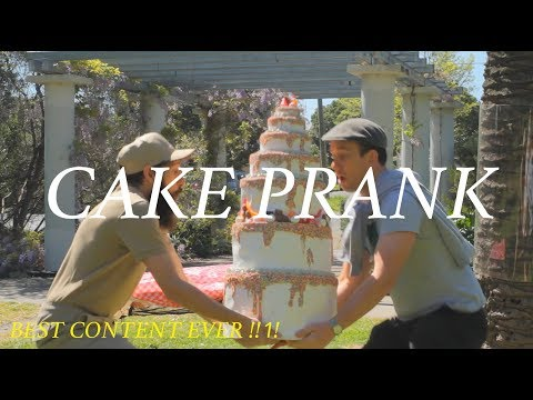 Best Hilarious Cake Prank! - Best Content Ever!!1! Ep02