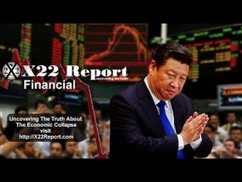 China Is Dumping Treasuries And Now US Stocks  Episode 999a TR TV
