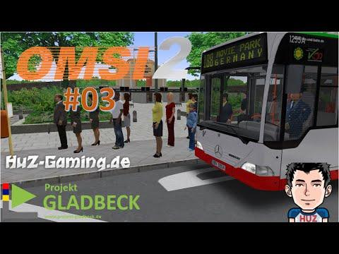 OMSI 2 GLADBECK ADDON #03 - AOD Multiplayer - Vorstellung AOD MOD |