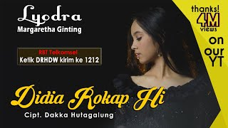 DIDIA ROKKAPHI -  LYODRA GINTING [OFFICIAL] [ALBUM BERLIN AND FRIENDS] [SMS DRHDW ke 1212]
