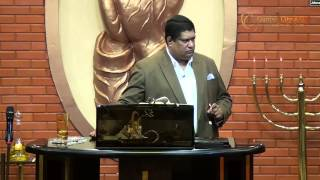 Cutting Edge Life Style - Part 2 - by Rev. Dr. Ernest V George on 25th October 2015