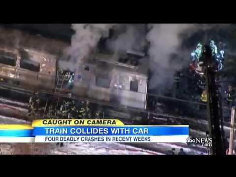 VIDEO: Louisville Train Crash
