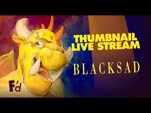 Culturally F'd Thumbnail Stream - BlackSad