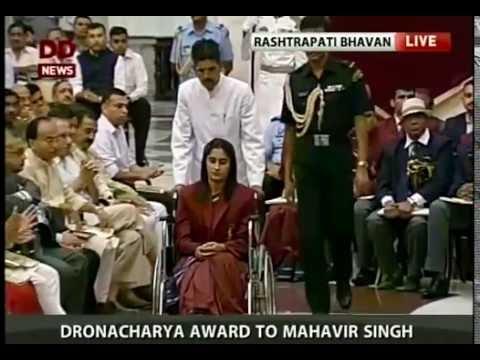President Pranab Mukherjee to confer Khel Ratna awards