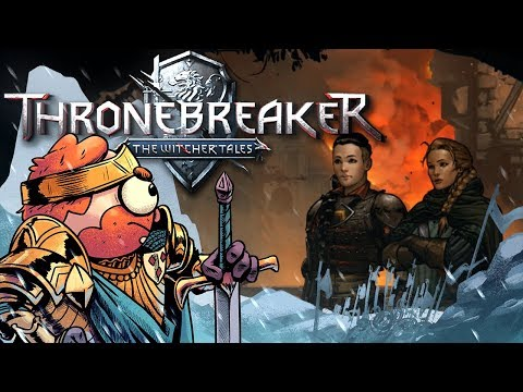 A Comedy of Errors | Thronebreaker: The Witcher Tales [Part 17] thumbnail
