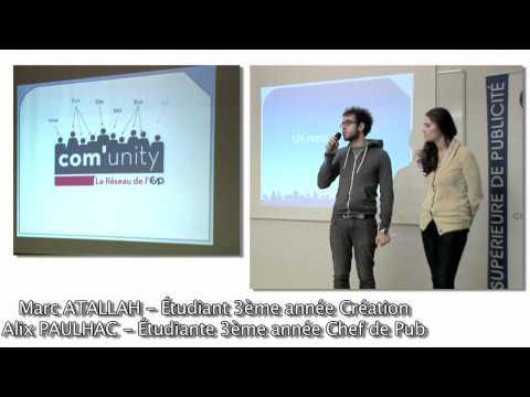 Ecole Supérieure de Publicité Paris 16