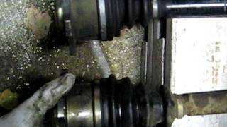 how to check bad cv joint noise on your car, read vid desc. for more