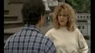 When Harry Met Sally-fight Over The Coffee Table