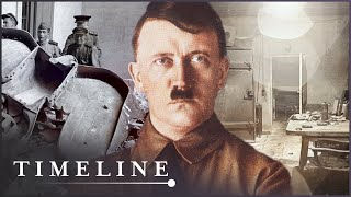 Hitler's Final Days In The Bunker | Secrets Of War | Timeline
