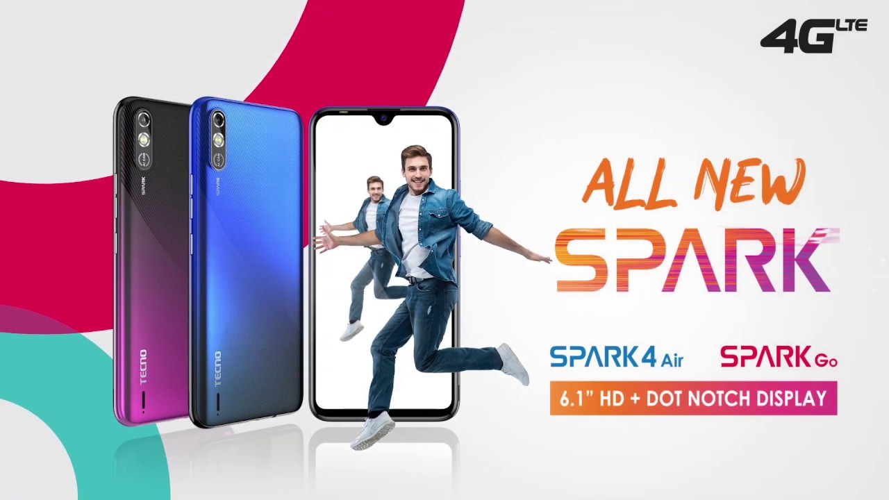 Image result for spark 4 AIR tecno