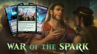 Daily War of the Spark Spoilers — April 19, 2019 | Mythic Edition, Spellbook, Complete Set