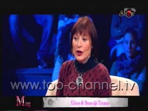 Top Show Magazine, 16 Janar 2015, Pjesa 2 - Top Channel Albania - Talk Show