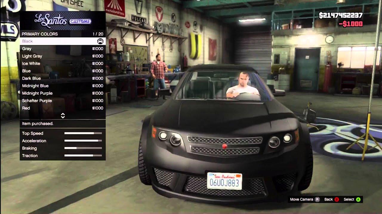 GTA 5: FULLY CUSTOMIZED C63 Sound, Honda Accord (Cheval Fugitive) - YouTube