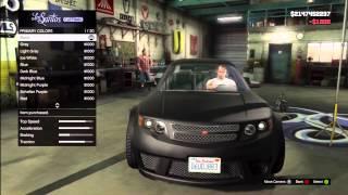 GTA 5: FULLY CUSTOMIZED C63 Sound, Honda Accord (Cheval Fugitive)