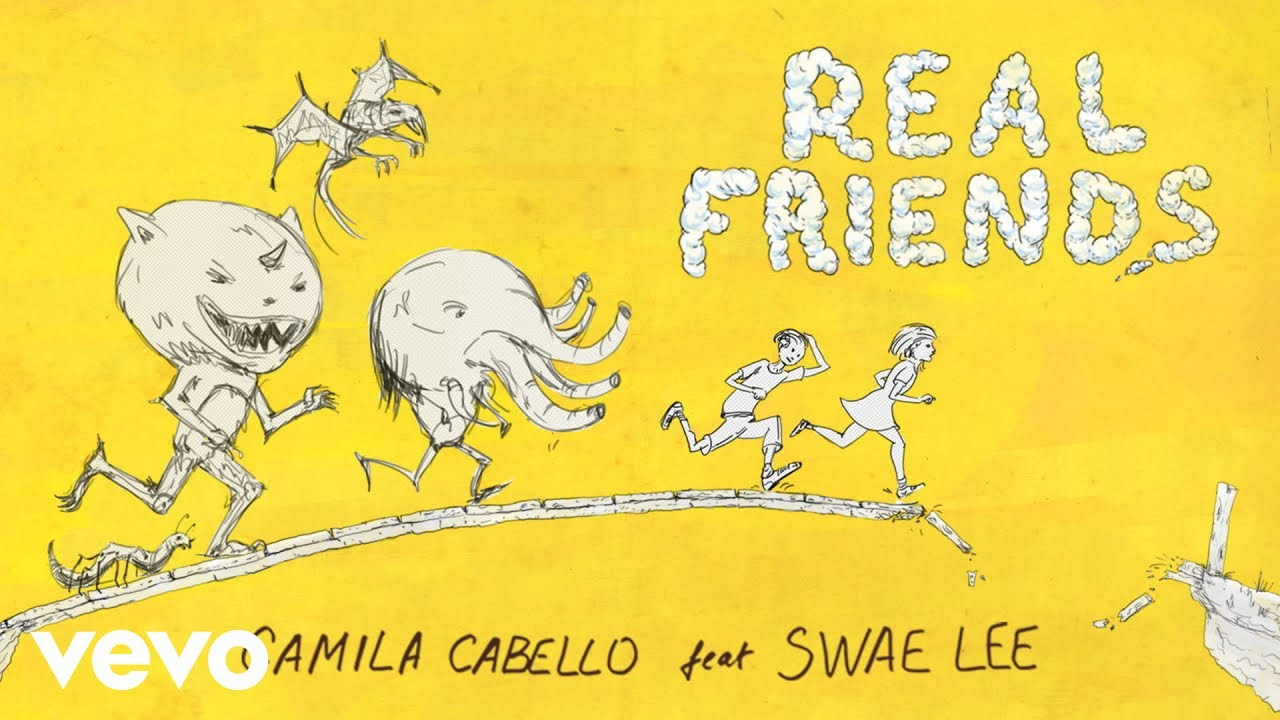 Camila Cabello - Real Friends (Audio) ft. Swae Lee