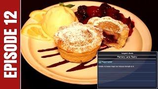 Cooking Final Fantasy XV Memory Lane Pastry