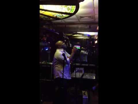 Walter's End of the world karaoke.