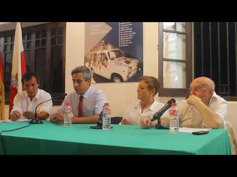 """Zuloaga asegura que la exhumación de Franco """"es un compromiso con la historia de España"""""""