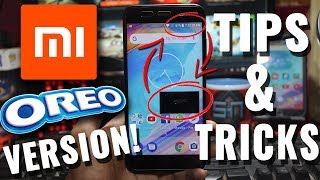 Xiaomi Mi A1 12+ Tips And Tricks - Secret Features - (New Oreo Version) NEW 2018