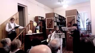 Концерт ''Музыка для друзей'' в Библиотеке Искусств