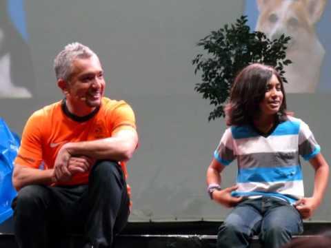 Cesar Millan And Yahaira