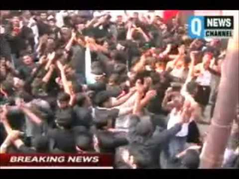 7 Muharram Jaloos Abdullapur Meerut City Up State Indian Azadari Q