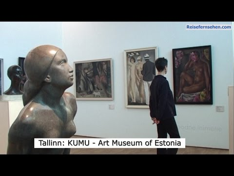 Tallinn: KUMU - Art Museum of Estonia / Video by Reisefernsehen.com